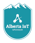 Alberta IoT Badge Sponsor